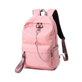 """Рюкзак """"Молодёжный"""" розовый"""