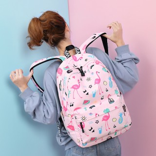 "Рюкзак ""Фламинго"""