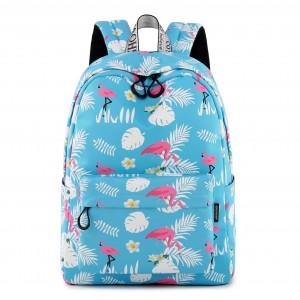 """Рюкзак """"Фламинго"""" синий"""