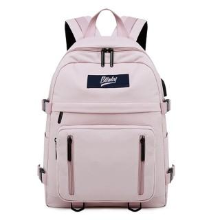 """Рюкзак """"Монохром"""" розовый"""
