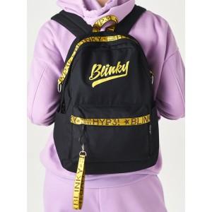 Рюкзак «BL-A9056/9» чёрный с желтым