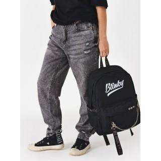 Рюкзак «Blinky» чёрный с чёрным