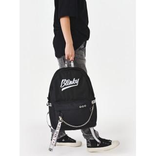 Рюкзак «Blinky» чёрный с серым