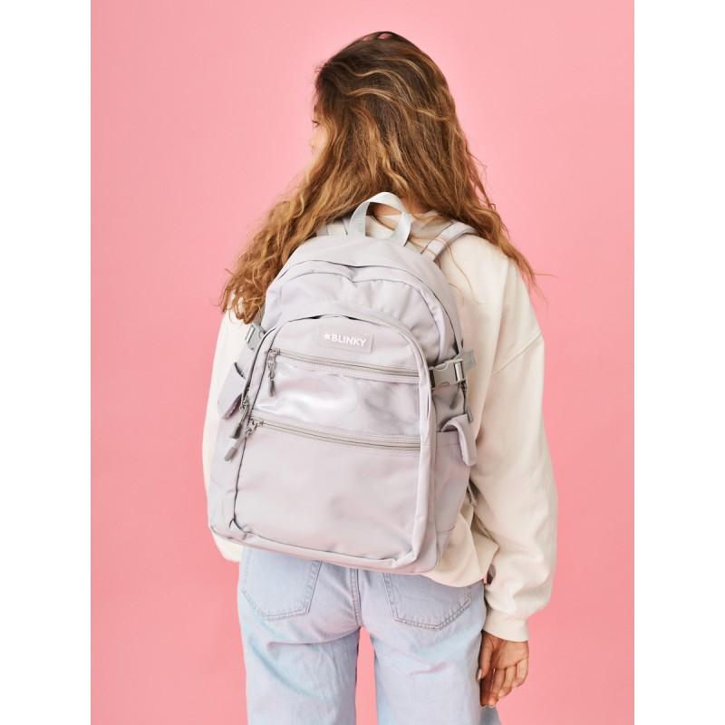 Рюкзак «BL-A9275/2» серый