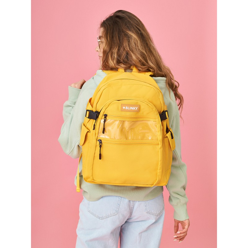 Рюкзак «BL-A9275/5» желтый