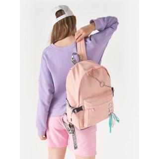 Рюкзак «Бантик» розовый
