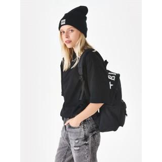 Рюкзак «Yankee» чёрный с лентой